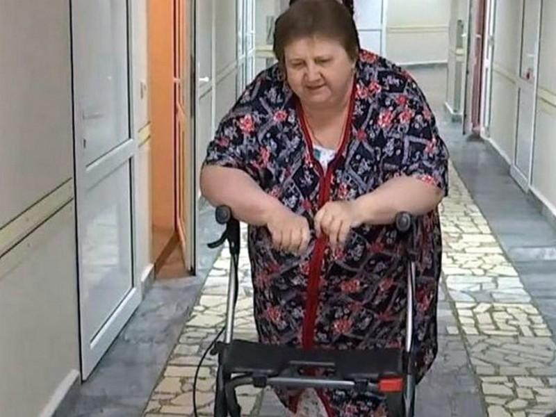 «Мечтаю похудеть хотя бы до ста килограммов» – украинке, весившей больше 200 кг, сделали операцию по уменьшению желудка