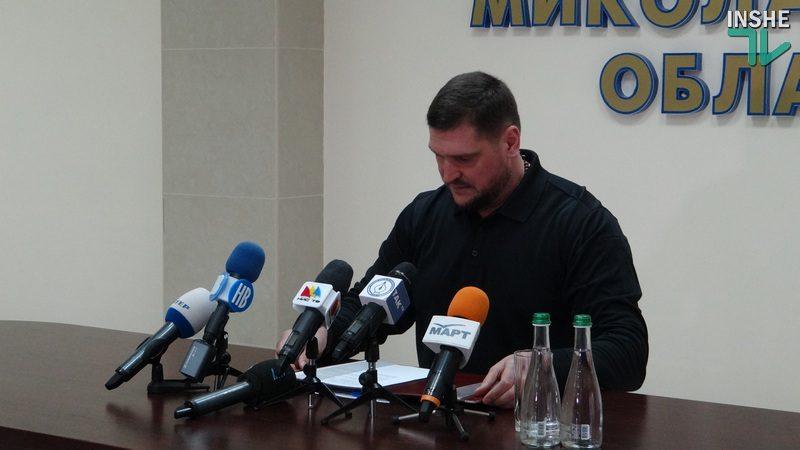 Вторым по итогам первого тура в Николаевской области стал Юрий Бойко