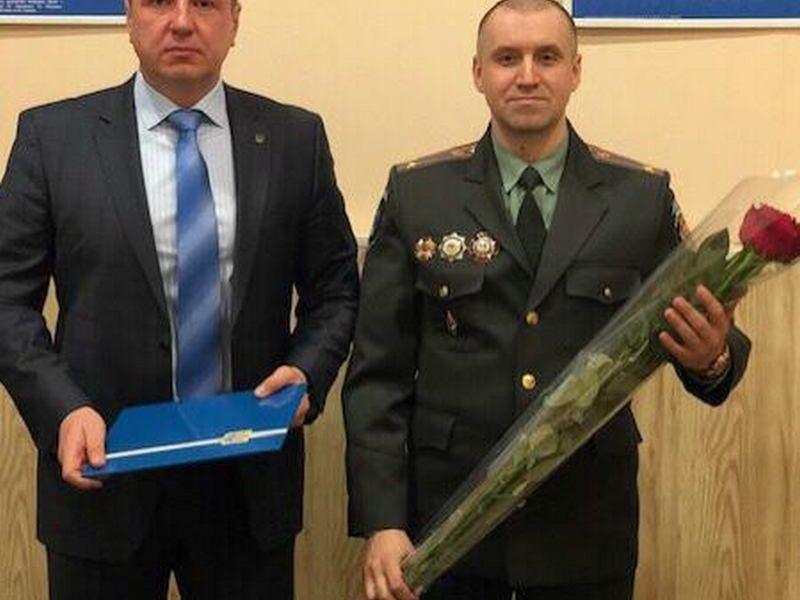 Сергей Шамшура официально назначен начальником Николаевского СИЗО