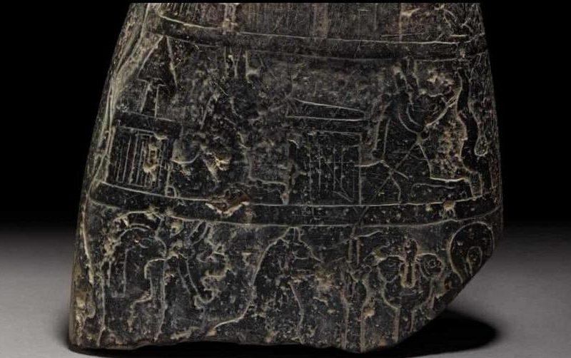Лондонский таможенник «перехватил» артефакт из древнего Вавилона, который пытались ввезти в Британию под видом «резного камня для декорирования дома»