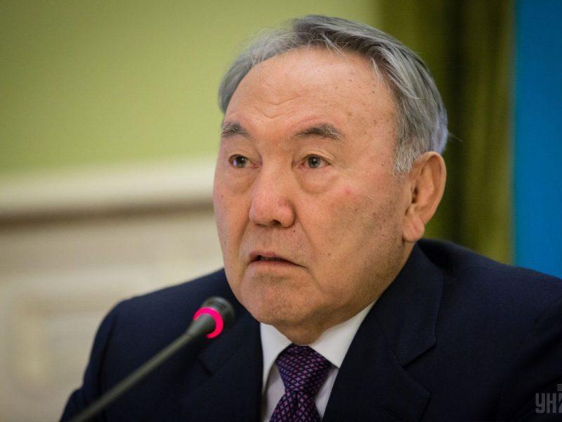 Обновлено. Назарбаев сложил полномочия президента Казахстана