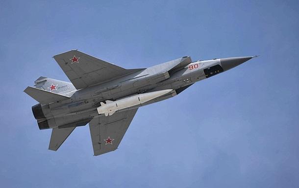Россия переместила 20 гиперзвуковых ракет на военный полигон – СМИ
