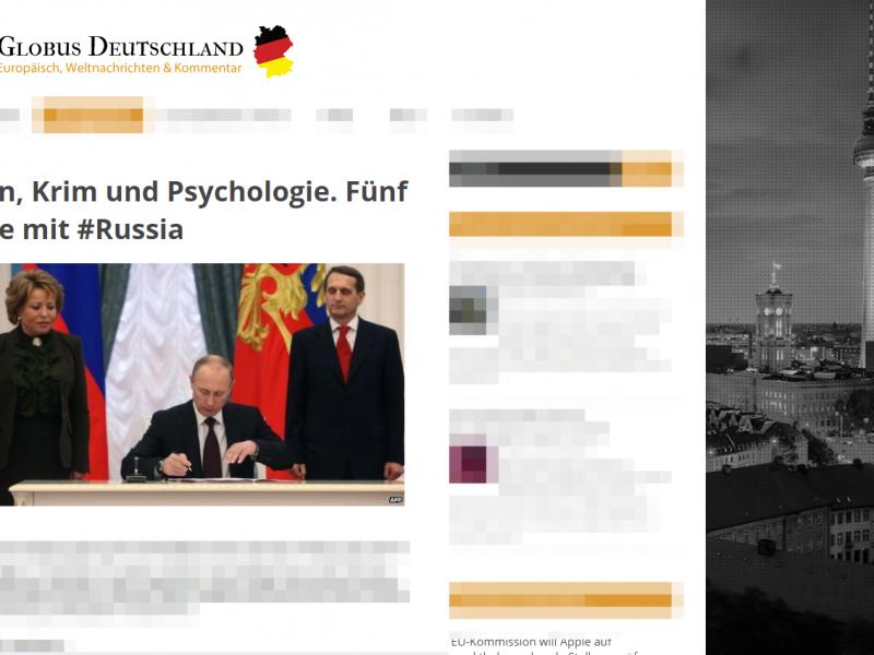 РИА Новости рассказали о восторженных Крымом немецких СМИ, оказалось, что таких не существует