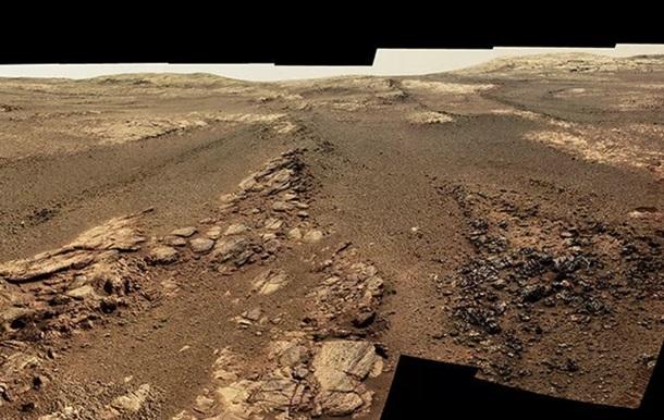 NASA показало последнюю панораму легендарного Opportunity