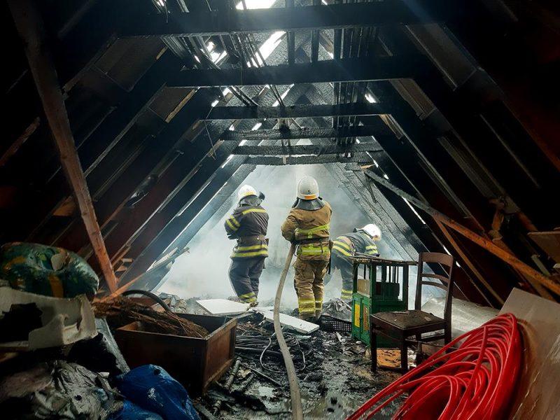 На Николаевщине за сутки погибли двое человек на пожаре. А еще зафиксирован поджог на Кинбурне