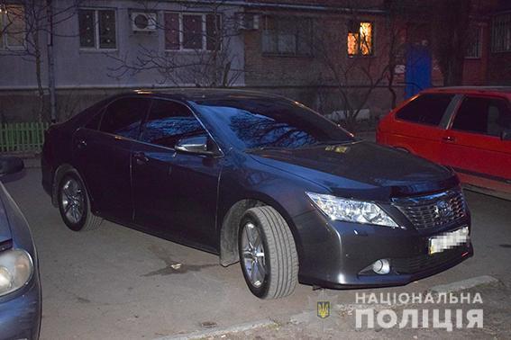 В Николаеве задержали группу донецких автоугонщиков-сканеристов