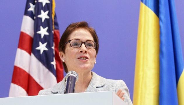 Йованович призвала украинцев прийти на выборы 31 марта