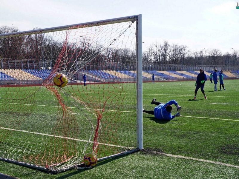 МФК «Николаев» в первом матче после возобновления сезона уступил «Ингульцу»