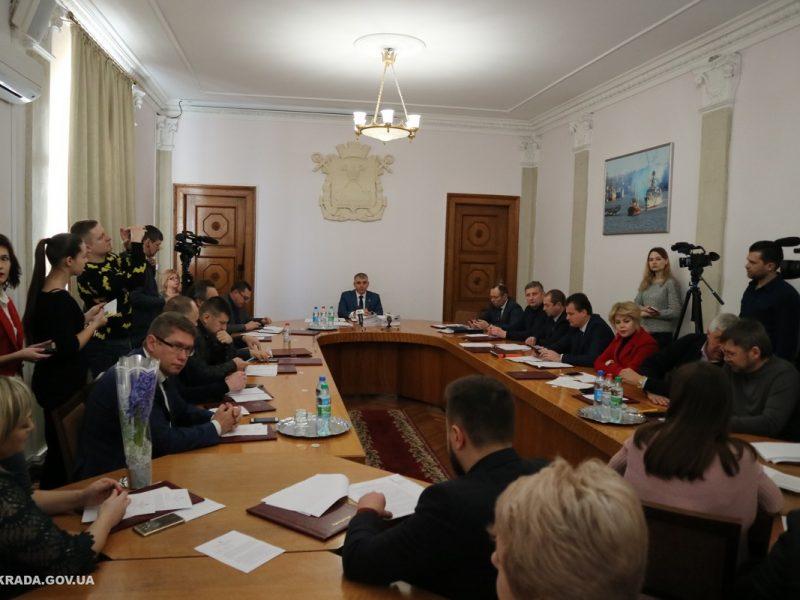В Николаеве исполком согласовал внедрение автоматизированной системы учета оплаты проезда в общественном транспорте