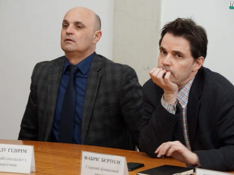 Наблюдательная миссия Всемирного банка рассказала, как идет реконструкция централизованного теплоснабжения в Николаеве