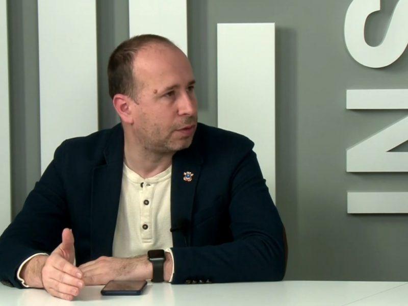 Директор «антикоррупционного» департамента Ермолаев: Надеюсь, депутаты заметили нашу работу