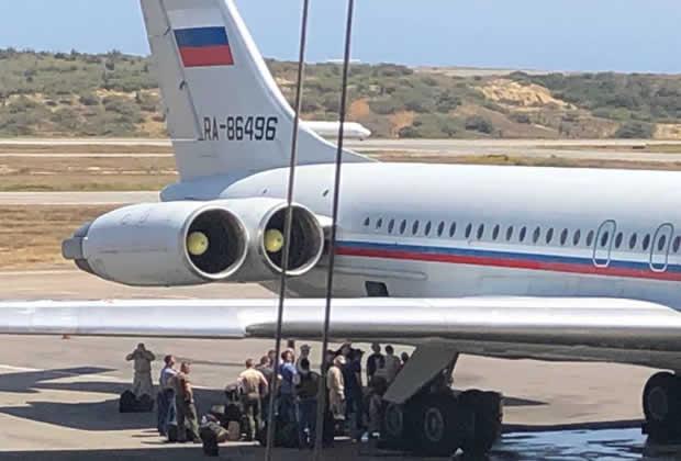 В Венесуэлу прибыл начальник штаба сухопутных войск РФ с военными – СМИ