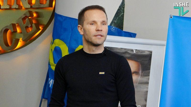 «Не в революции счастье» – кандидат в Президенты Юрий Деревянко в Николаеве