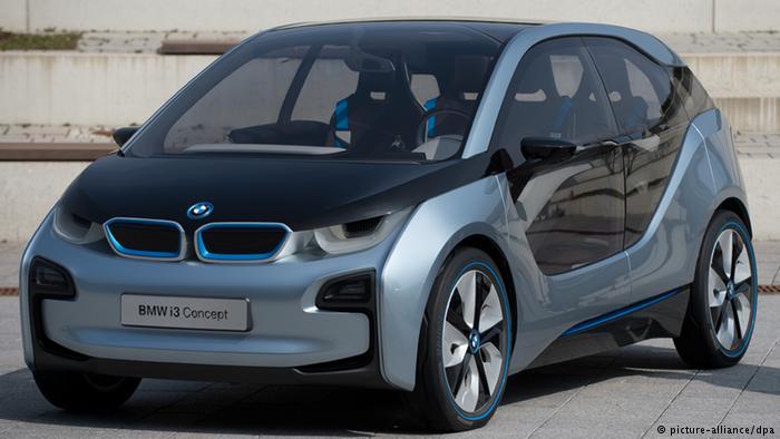 Немецкие автопроизводители за 3 года инвестируют 60 млрд евро в электромобили