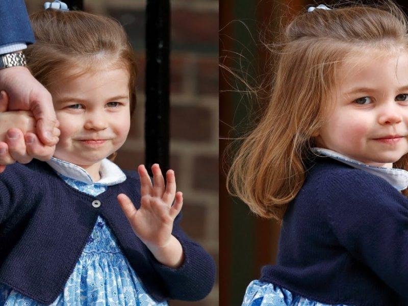 Это кошмар: принц Уильям рассказал, как учился делать хвостик 3-летней дочери