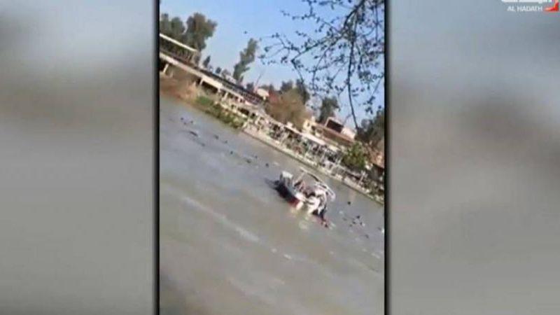 В Ираке затонул пассажирский паром: 40 погибших