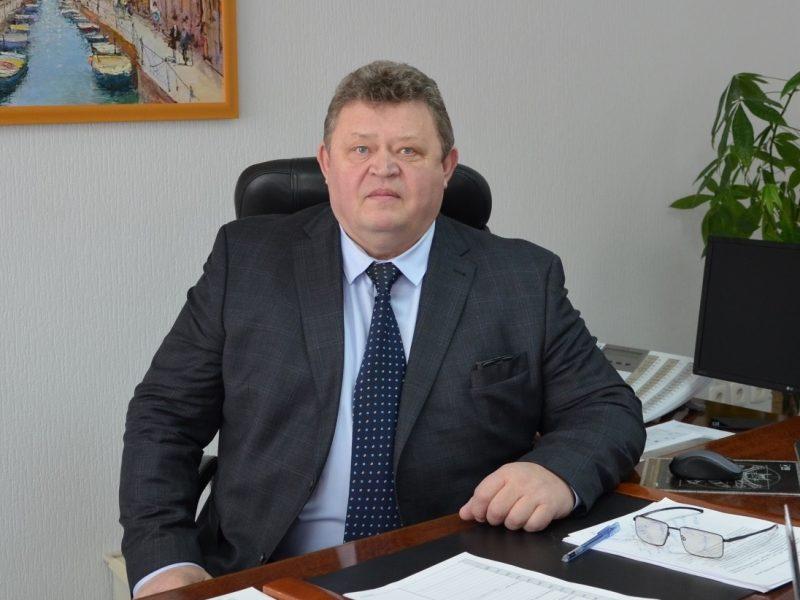 Генеральным директором Николаевского глиноземного завода назначен Виктор Кожевников