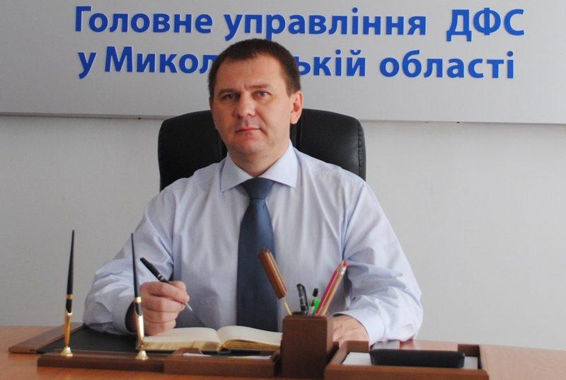 Уволен начальник Николаевской ГФС Владимир Копица: за негативную оценку работы в 2019 году