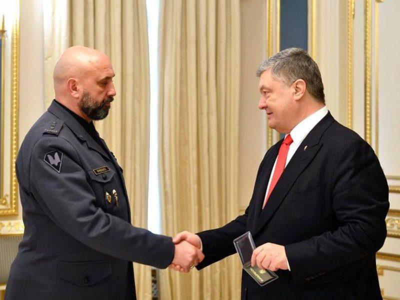 Кривонос предлагает масштабную реформу Укроборонпрома