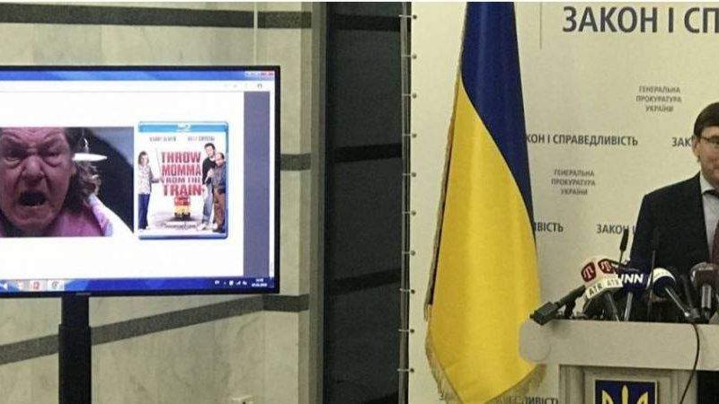 """""""Тупой и еще тупее"""" и """"Сбрось маму с поезда"""". Тимошенко и Луценко обменялись любезностями"""