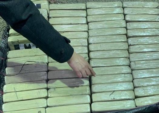 В Одесском порту в контейнере с бананами нашли кокаин – на $51 млн.