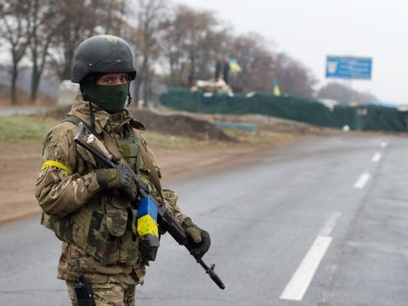 Работал снайпер. Двое военных ранены на Донбассе