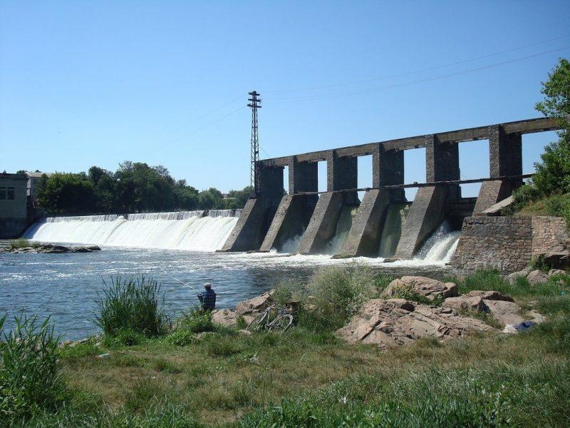 Фонд госимущества объявил конкурс для продажи Первомайской ГЭС