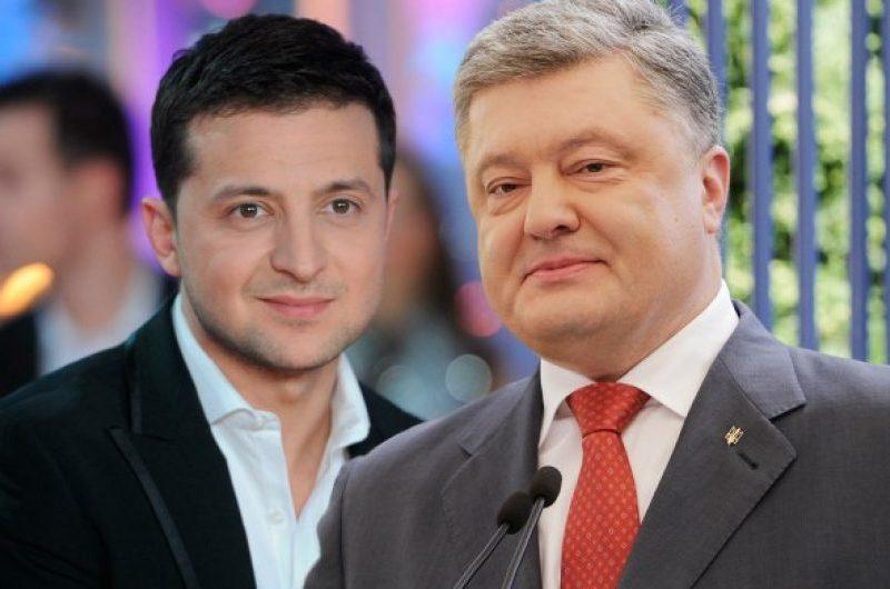 Украина таки главная страна для России – там покажут дебаты Порошенко и Зеленского. С переводом