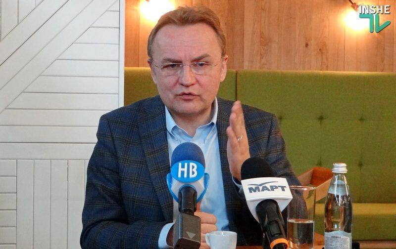 """Садовый решил уйти с поста главы """"Самопомощи"""""""
