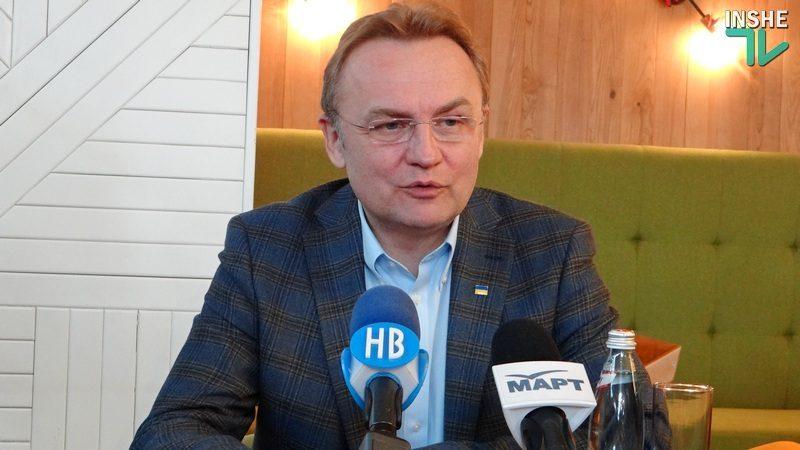 САП объявила о подозрении Садовому