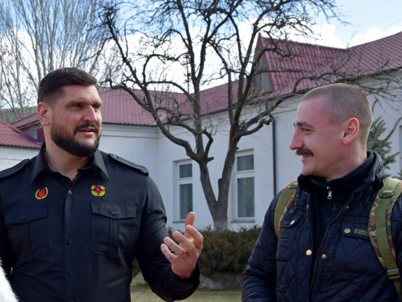 Здание Николаевского областного совета будет охранять фирма Зелинского