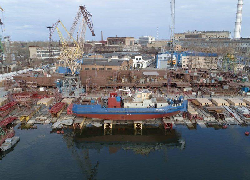 """""""Нибулон"""" может стать центром локализации кораблестроения в Украине – вице-премьер"""