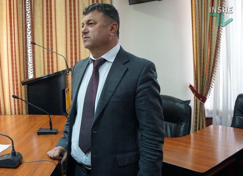 Начальник николаевского облздрава Георгиев написал заявление об увольнении