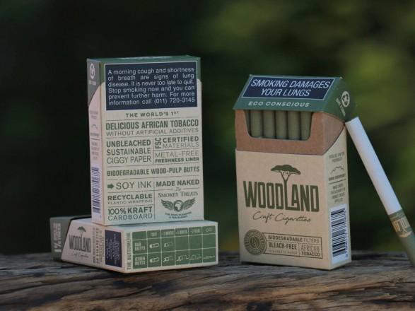 Созданы первые в мире эко-сигареты – безвредные для природы