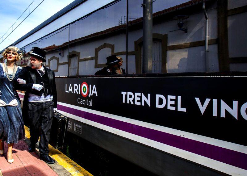 В Испании с конца апреля начнет ходить винный поезд