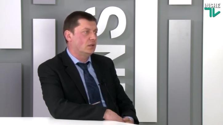 «Гость дня» Інше ТВ Геннадий Черный: «Работы по модернизации КС «Гребенковская» – это имидж ГП «Зоря»-«Машпроект»»