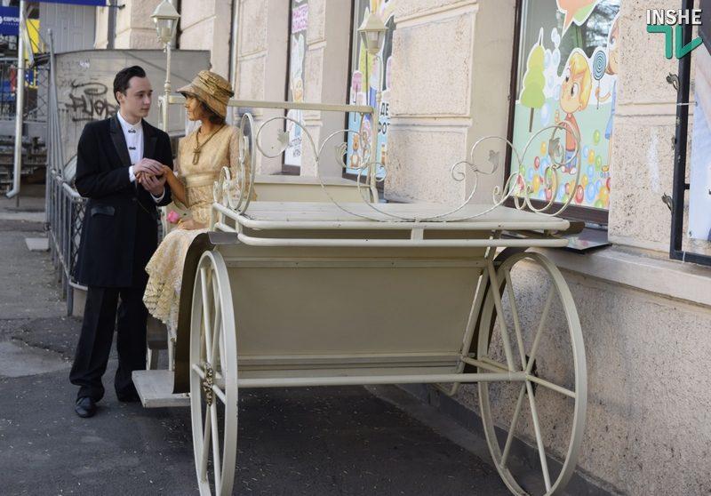 Хотите любви и путешествий – потрите колесо: в Николаеве появилась «волшебная» карета