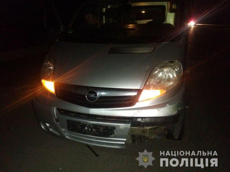 На Николаевщине в ДТП погиб велосипедист