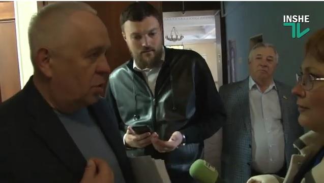 «Поговорить о том, как жить дальше»: зачем депутаты Николаевского горсовета ходили к Казаковой