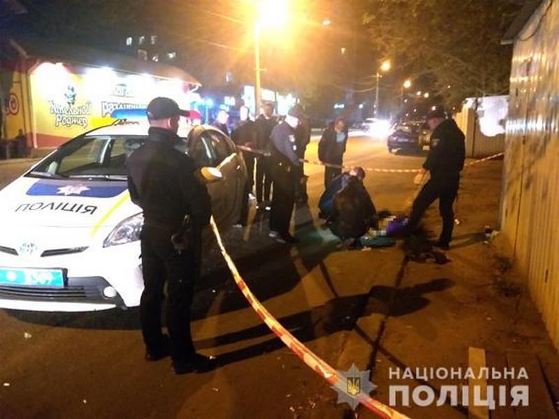 В Николаеве задержали убийцу мужчины, тело которого нашли на остановке