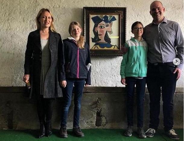 Картину Пикассо – в сарай? Как фермер из Цюриха смог на день получить полотно известного художника