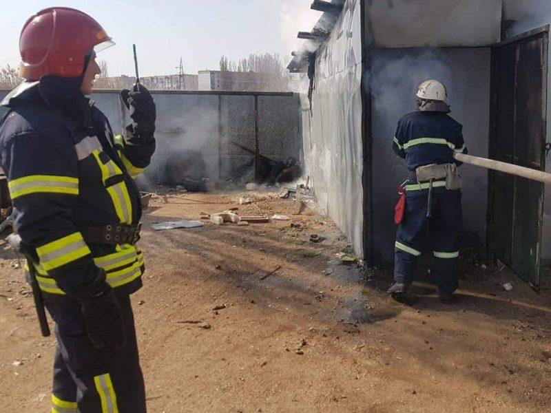За минувшие сутки спасатели Николаевщны ликвидировали 10 пожаров в частном секторе
