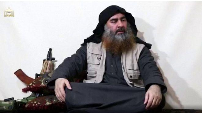 Пентагон раскрыл детали операции по ликвидации главы «Исламского государства». И показал ее видеозапись