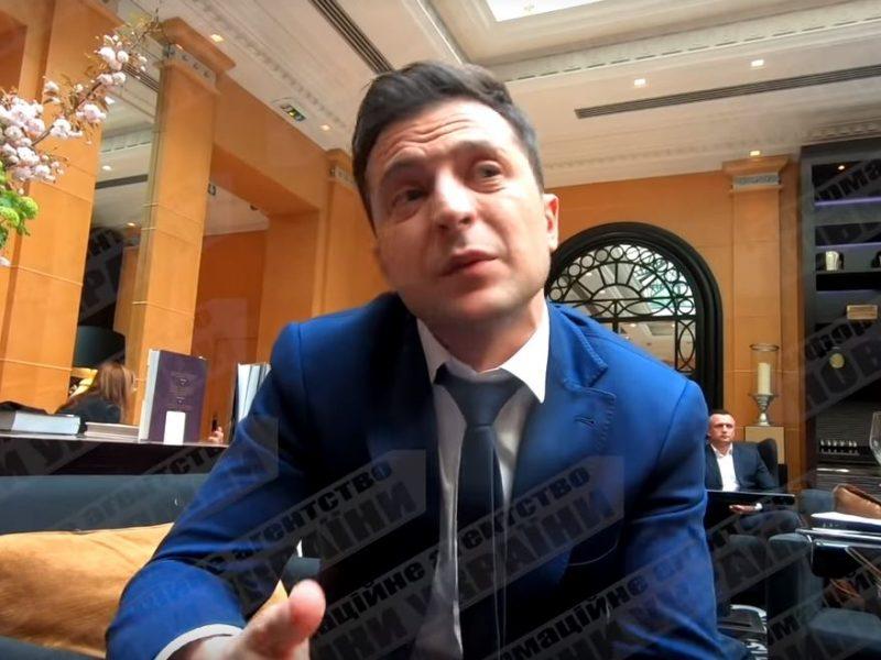"Зеленский о людях Коломойского в своей команде: ""Я не знаю всю систему корневую"""