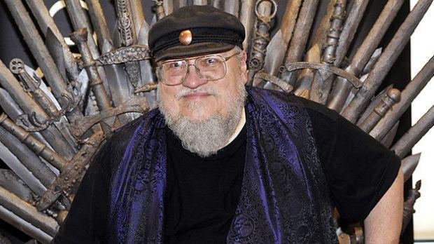 Джордж Мартин о финале «Игры престолов»: не думаю, что будет сильно отличаться от книги