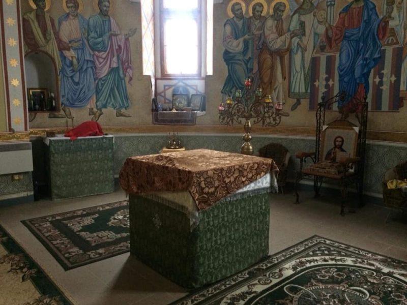 Боевики и Московский патриархат захватили храм ПЦУ на Донбассе