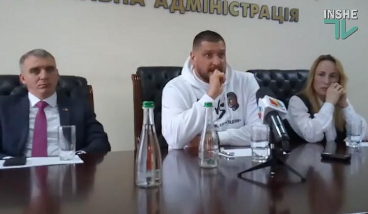 Николаевский губернатор заявил, что Зеленский спрашивал у него, выдвигаться ли ему в президенты