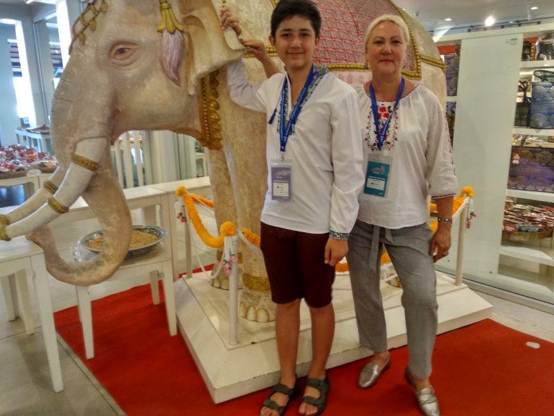 Школьник из Николаева стал призером международной математической олимпиады в Таиланде
