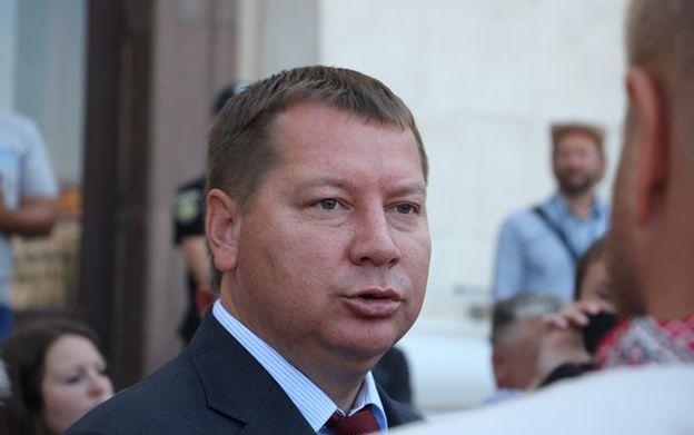 Губернатор Херсонской области написал заявление об отставке. Этого требовали активисты инициативы «Кто заказал Катю Гандзюк?»