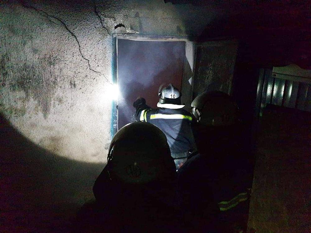 На Николаевщине у фермера в гараже сгорели автомобиль, три мотоцикла, три велосипеда и вещи домашнего обихода 5